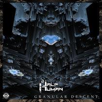 Half Human - Granular Descent cover art