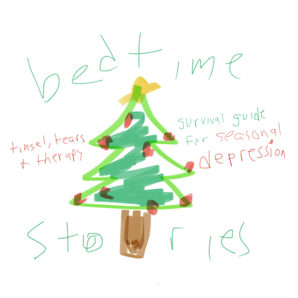 from tinsel tears therapy survival guide for seasonal depression by bedtime stories - Christmas Bedtime Stories