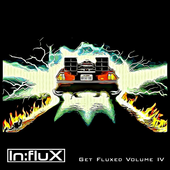 Get Fluxed Volume IV Image