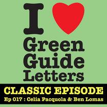 Ep 017 : Celia Pacquola & Ben Lomas love the 15/03/12 Letters cover art