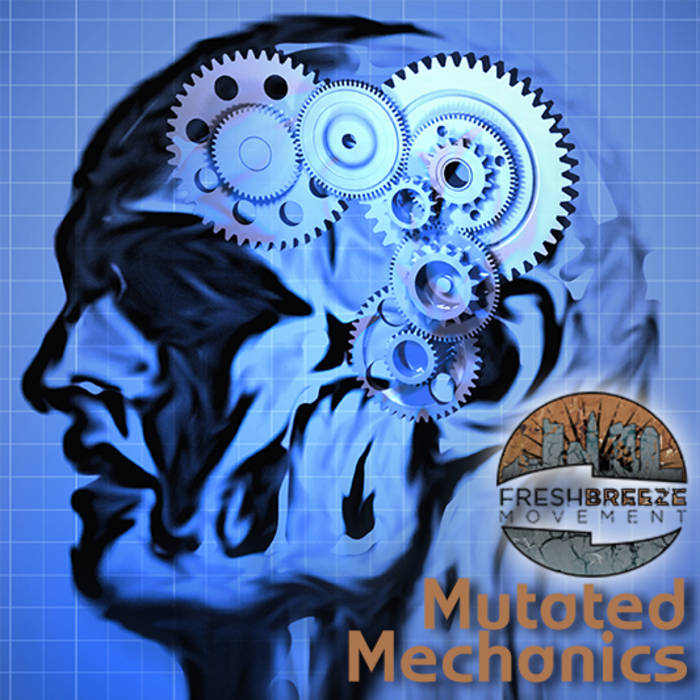 Mutated Mechanics cover art