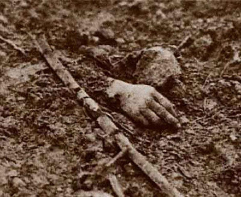 Donec Rediret Ad Silentium Verdun 1916 Lantern Slides Past