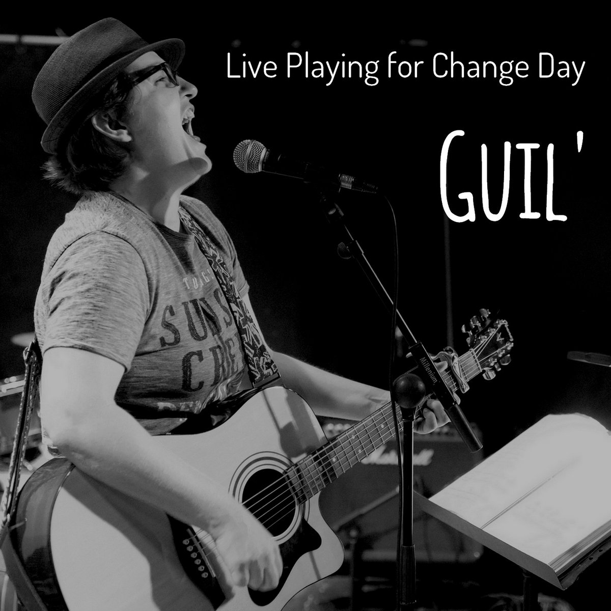 Guil' - Medley Bob Marley (Redemption song/Three little