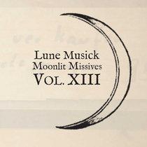 Moonlit Missive #13 cover art