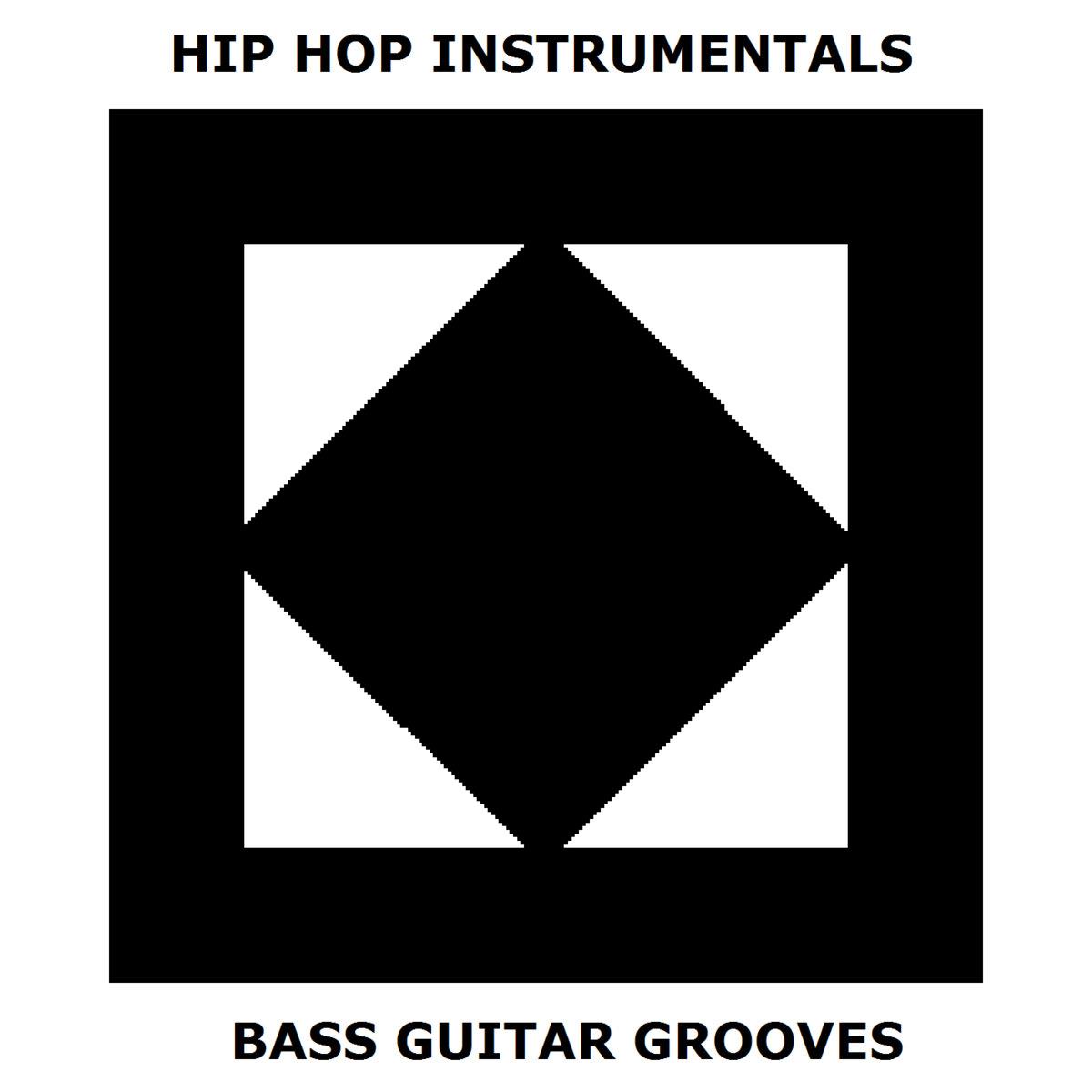 Hip Hop Instrumental Beats: Bass Guitar Grooves   Hip Hop Beats