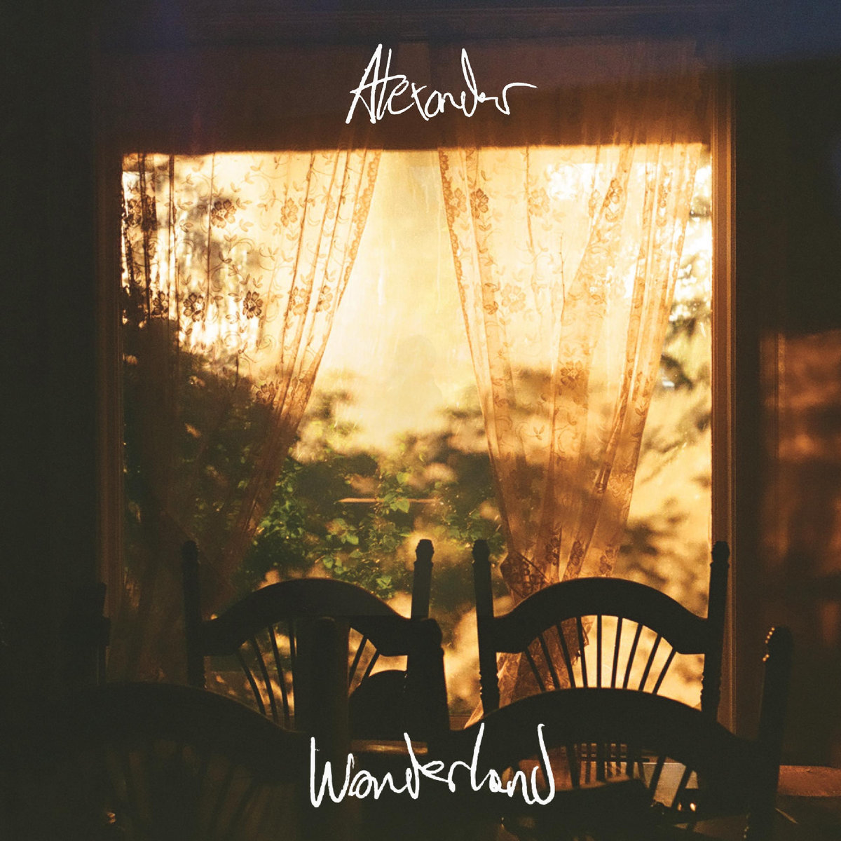 alexander wonderland album art