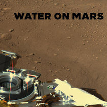 Water on Mars cover art