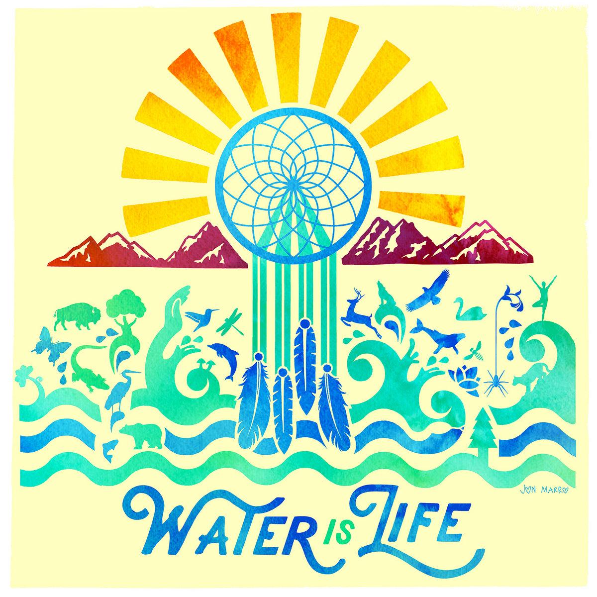 Agua Es Vida by Shireen Amini
