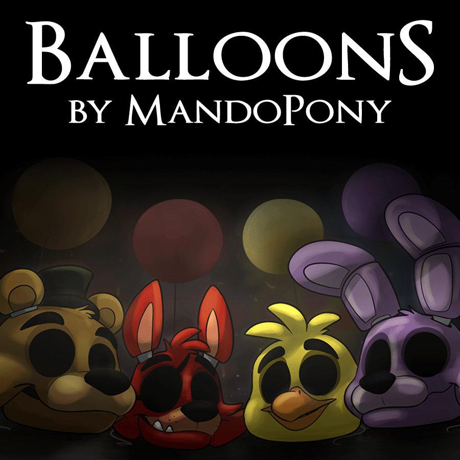 mandopony balloons