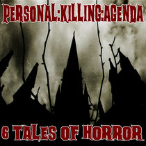 6 TALES OF HORROR cover art