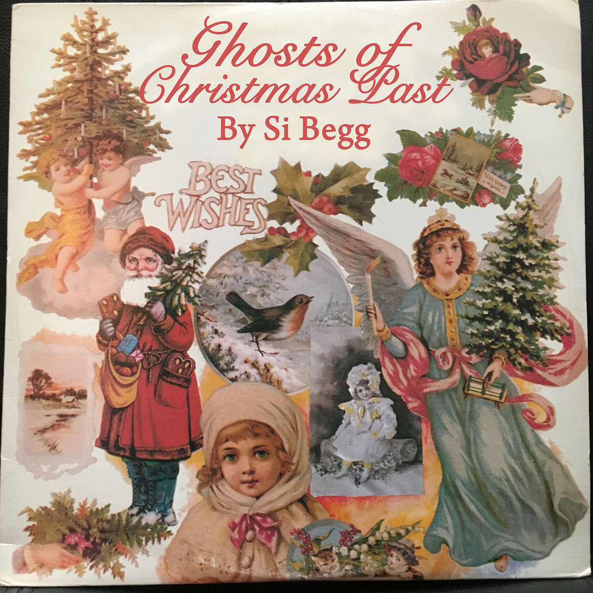 Ghosts Of Christmas Past | Si Begg