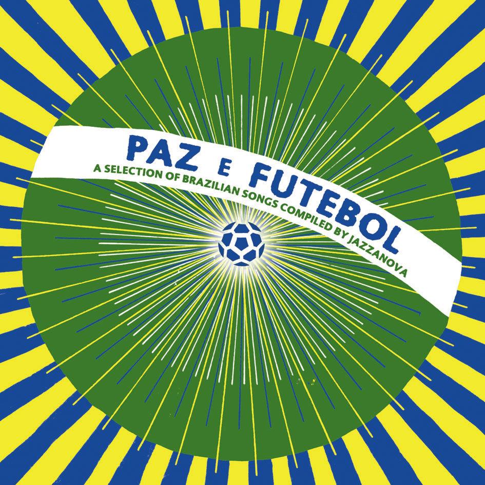 ee3911d195 Paz E Futebol – compiled by Jazzanova
