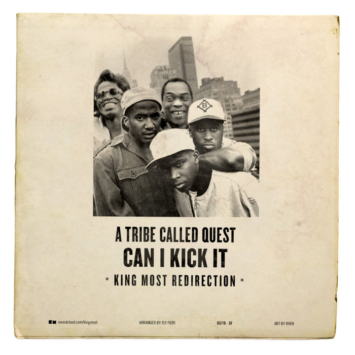 Lyric a tribe called quest can i kick it lyrics : A Tribe Called Quest
