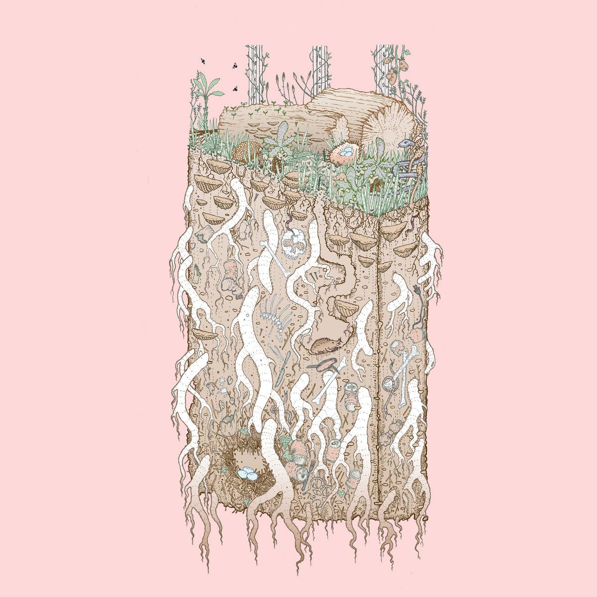 Juna - Charnel [EP] (2018)