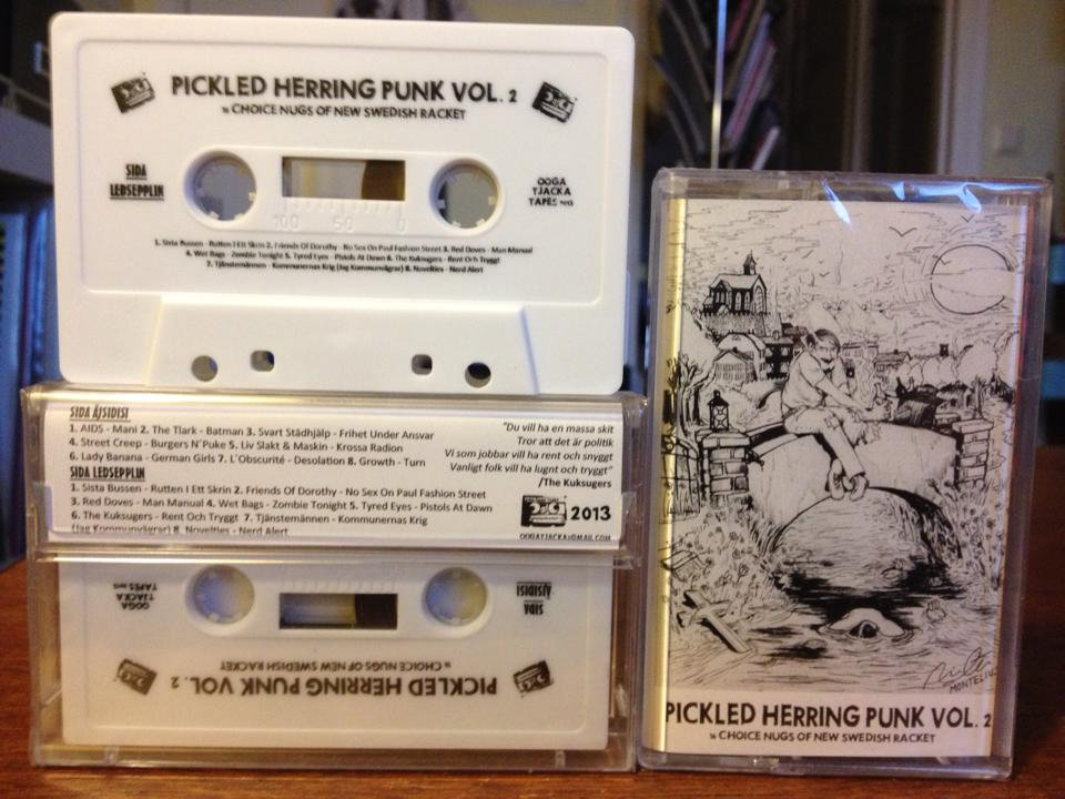 from Pickled Herring Punk 2 by Ooga Tjacka Tapes