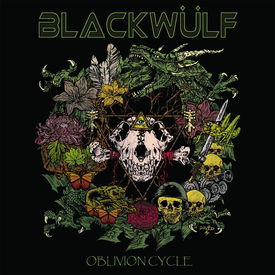 Blackwlf Oblivion Cycle Ripple Music