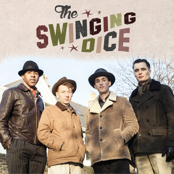The Swinging Dice (Debut Album), by The Swinging Dice