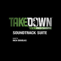 Takedown : Red Sabre - Soundtrack Suite cover art