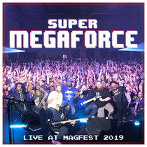 Super Mega Force LIVE cover art