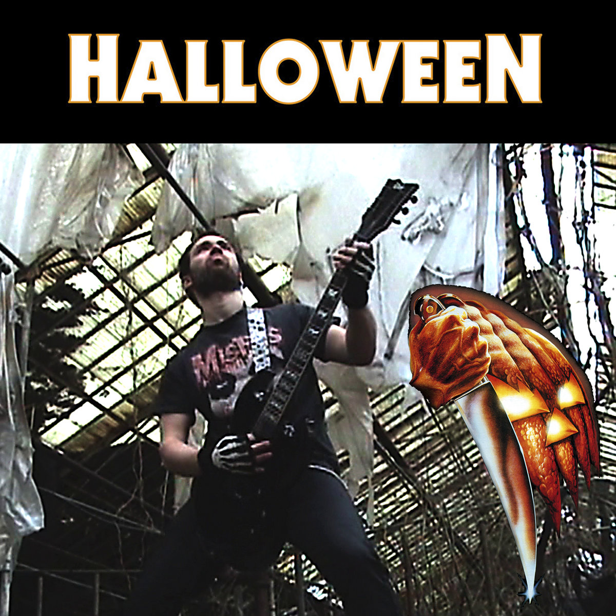HALLOWEEN Movie Theme Song [Metal Version] | Mike Metal: Vocalist ...