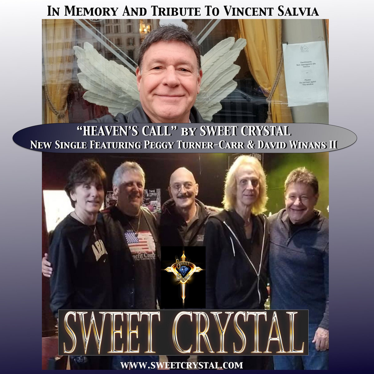 Heaven's Call (Featuring Peggy Turner-Carr, David Winans II) by Sweet Crystal