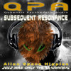 Subsequent Resonance Cover Art