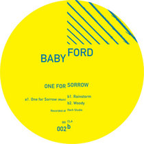 Baby Ford - One for Sorrow cover art