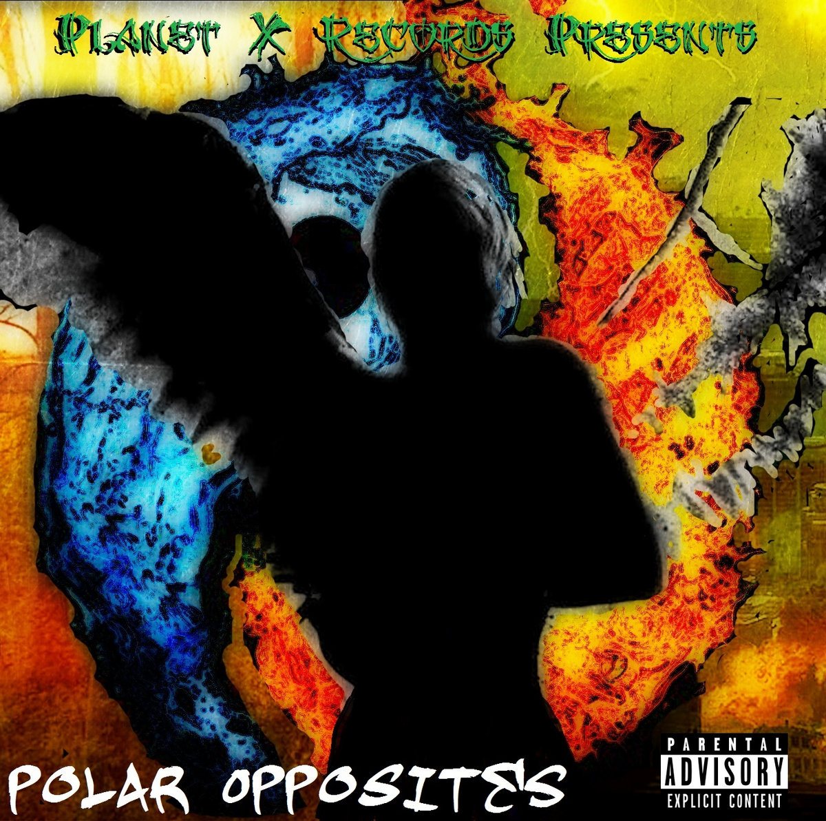 "WASTELANDS UG HIP HOP EDITION NOW STREAMING PXR's FREE Mix Compilation ""POLAR OPPOSITES"" (UNDERGROUND HIP HOP/REAL HIP HOP RADIO)"