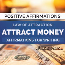 Attract Money - Positive Affirmations cover art
