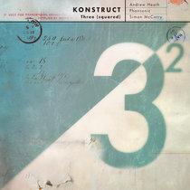 Three (squared) cover art
