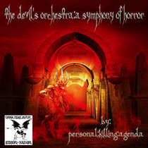 THE DEVIL'S ORCHESTRA:A SYMPHONY OF HORROR cover art
