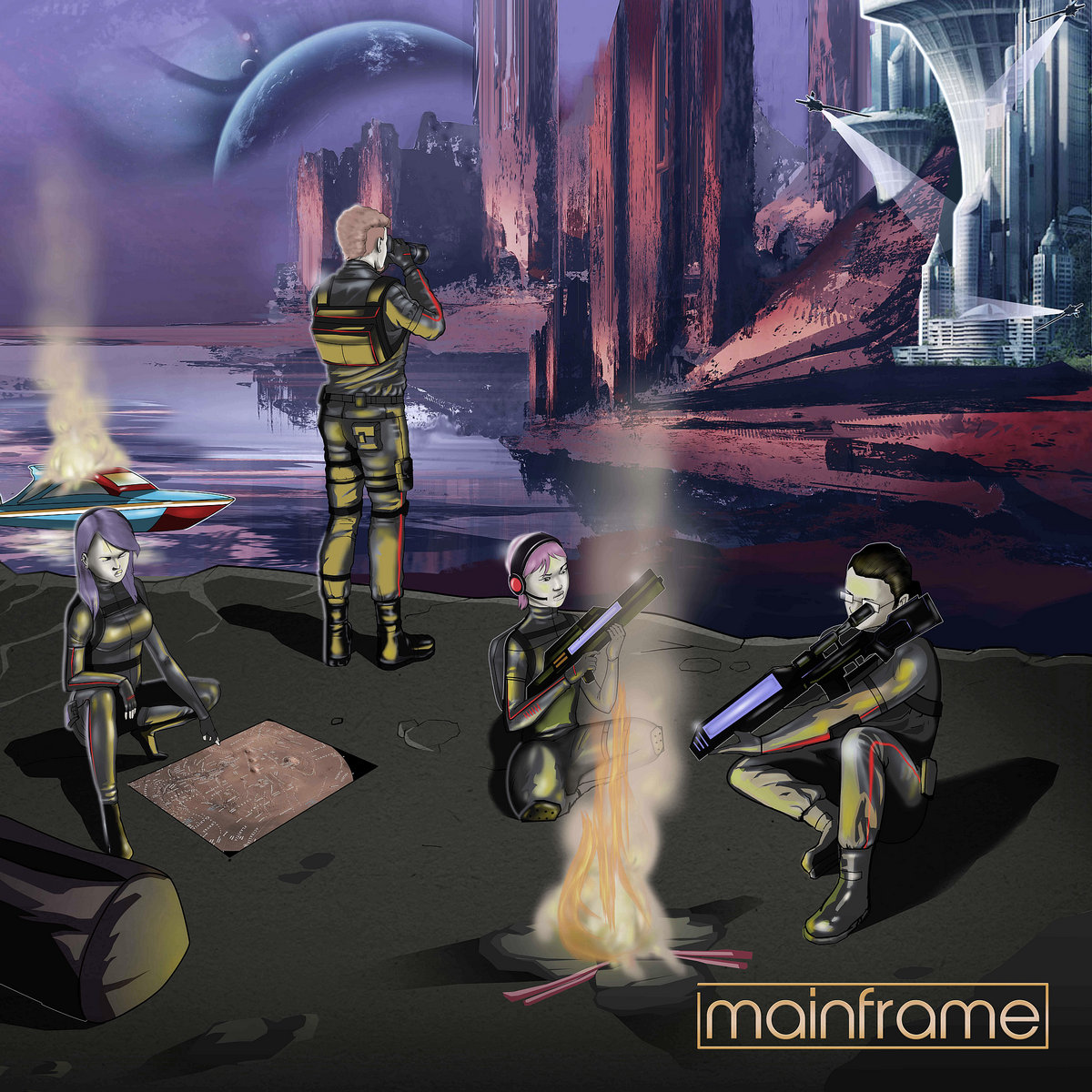 Mainframe - Burn the Boats (EP) 2018