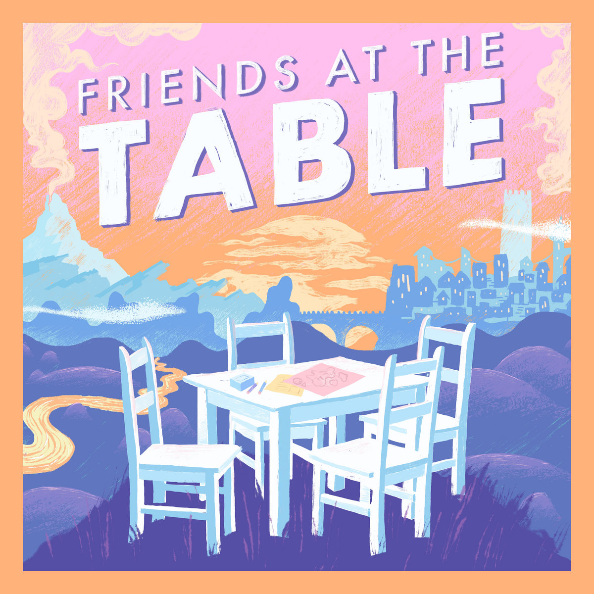 friends at the table Marielda: Friends At The Table Soundtrack, The Interlude | Jack de  friends at the table