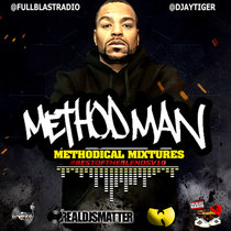 Best Of The Blends Vol 10 - Method Man (Methodical Mixtures) cover art
