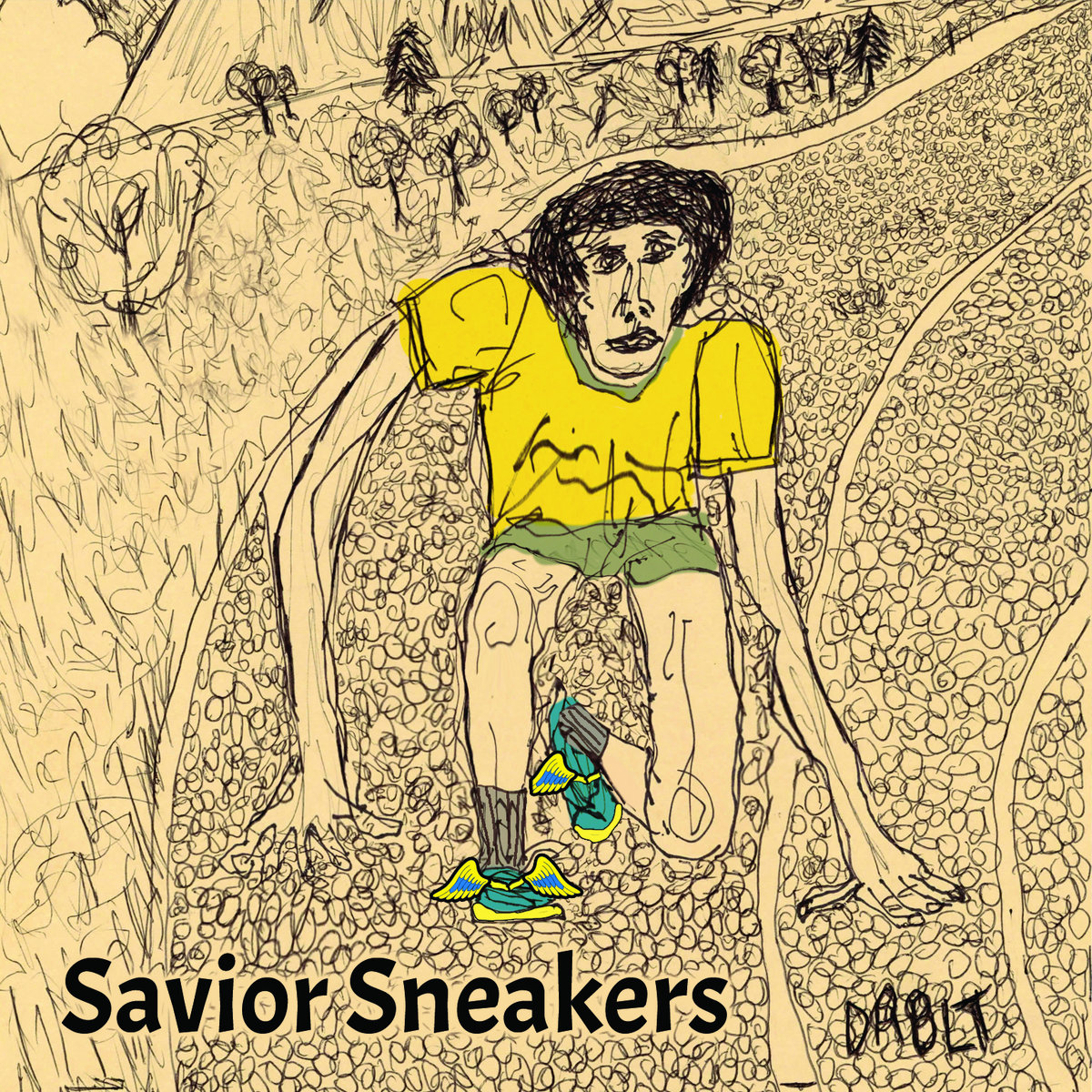 Savior Sneakers (word to Lil NAS x) by Dr BLT