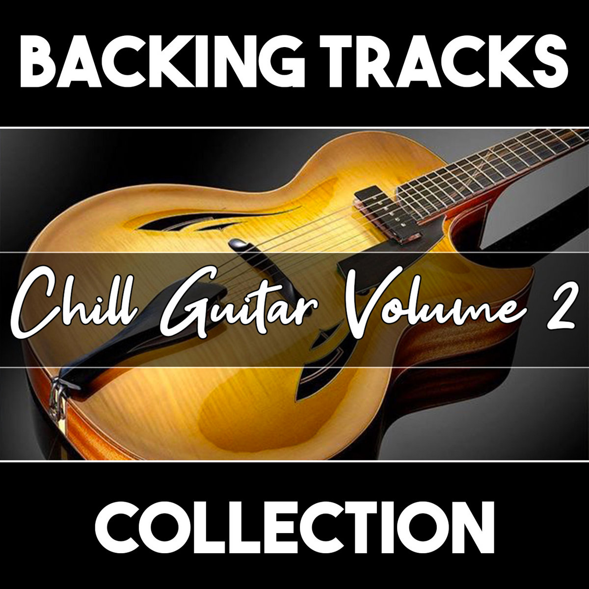 CHILL OUT, SMOOTH JAZZ GUITAR Volume 2 BACKING TRACKS