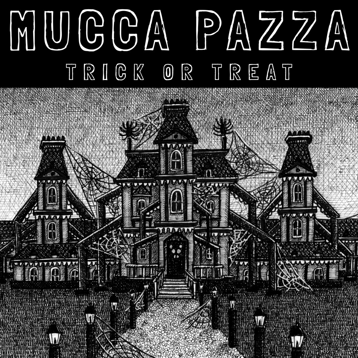 Image result for mucca pazza trick or treat