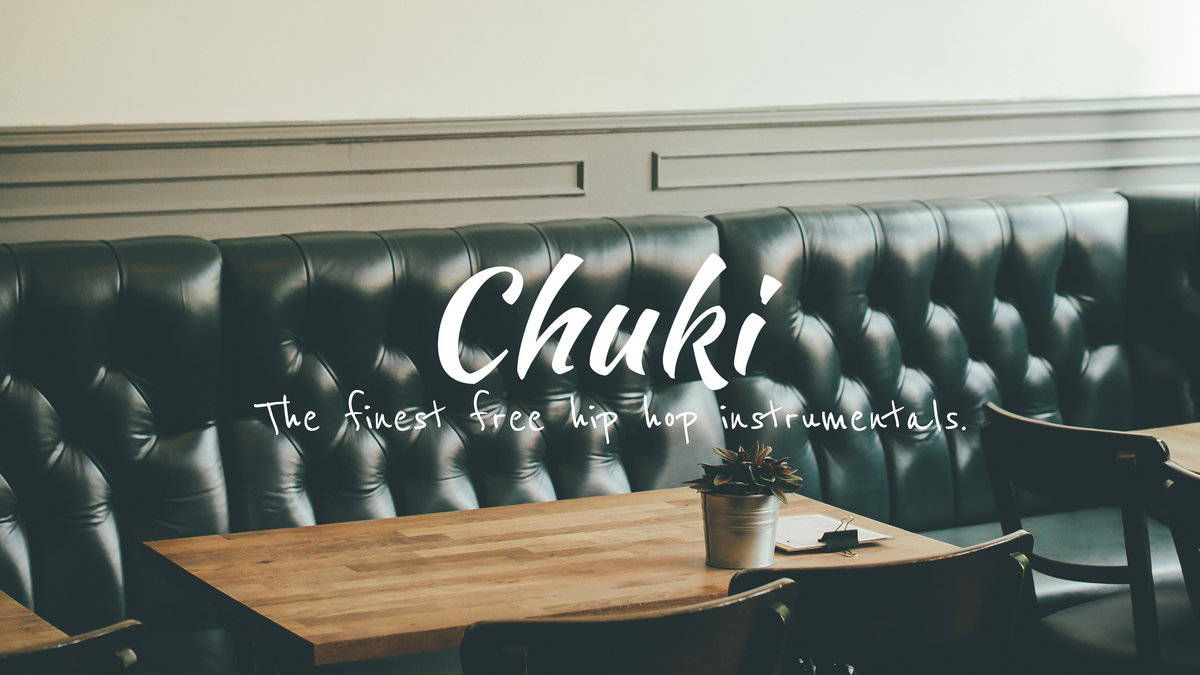 Chill Relaxing Jazzy Hip Hop Instrumental Rap Beat | Chuki