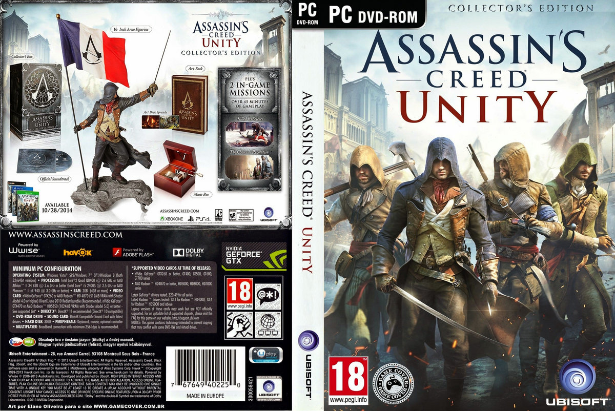 how to fix assassins creed unity acu.exe has stopped working error
