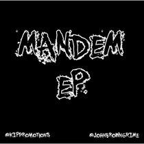 John Brown - Mandem EP cover art