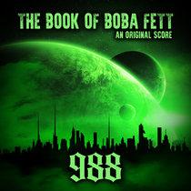 The Book of Boba Fett an Original Score cover art