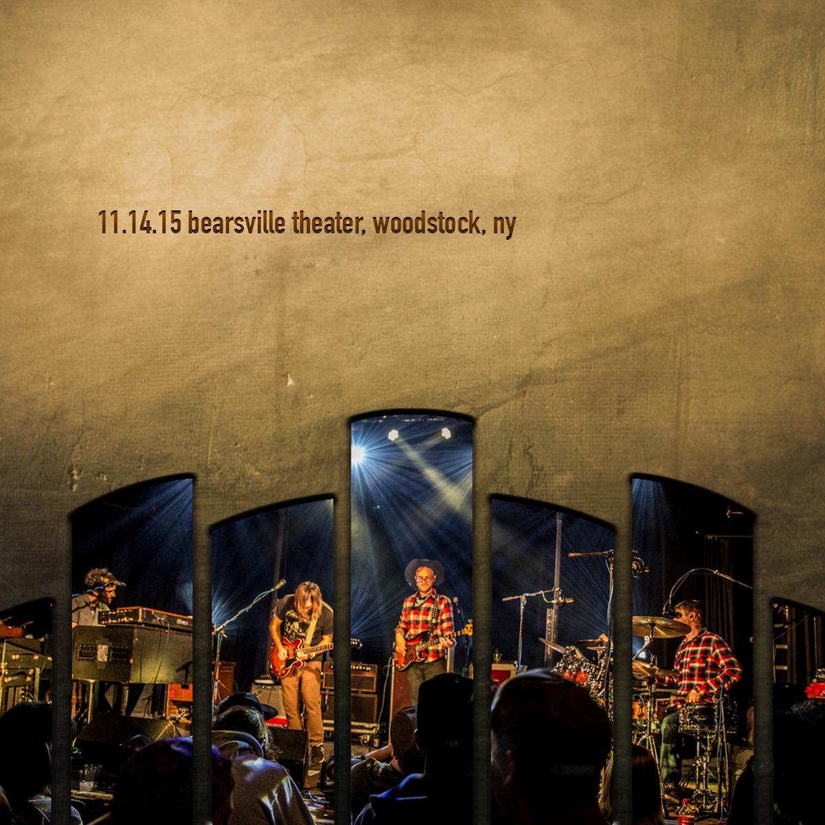 2015-11-14 Bearsville Theater, Woodstock, NY | Dopapod