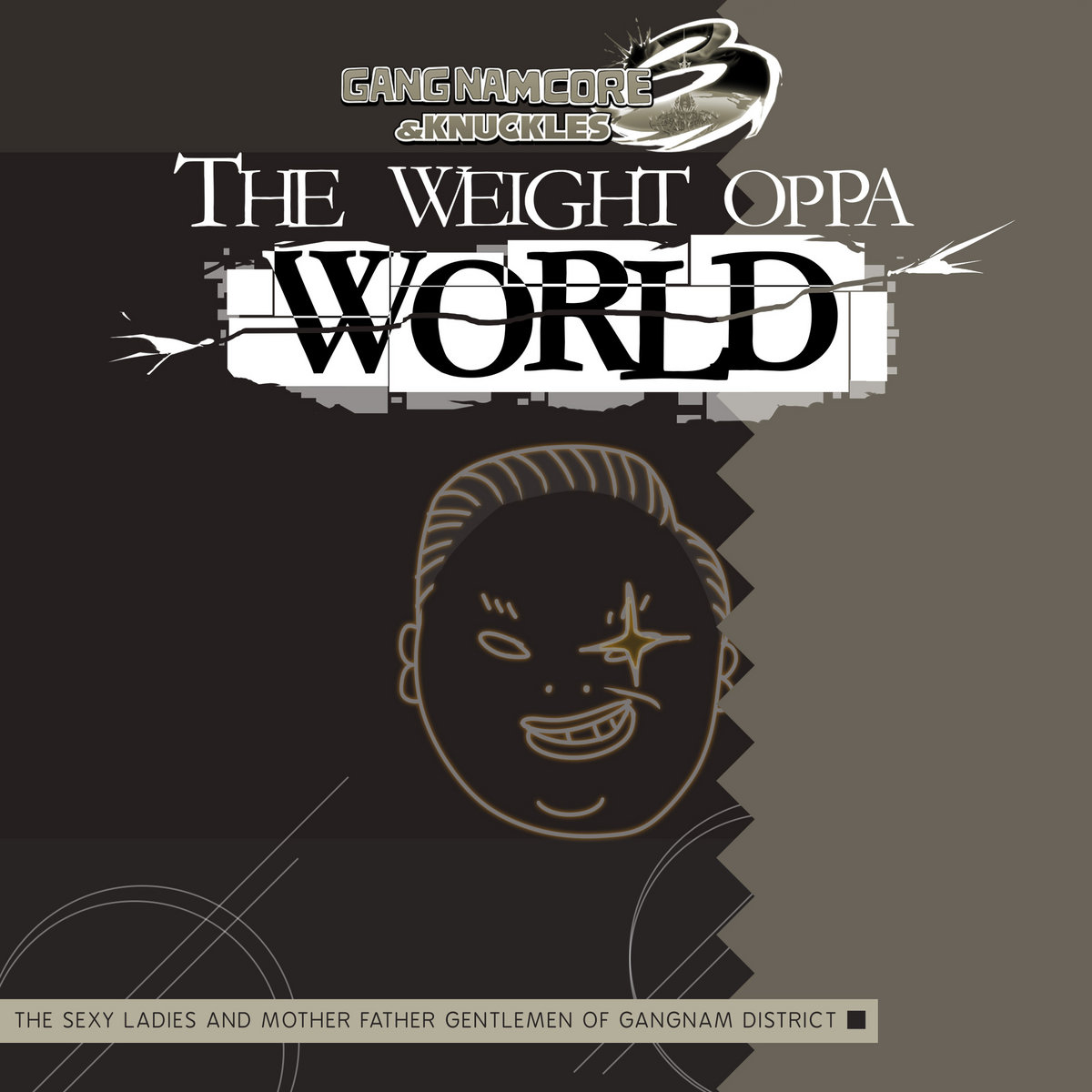 GANGNAMCORE 3 & Knuckles: The Weight Oppa World | Triple-Q