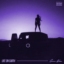 LIFE ON EARTH EP | Chopped & Screwed cover art