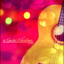 a Guitar Christmas cover art