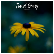 Travel Diary August 2017 cover art