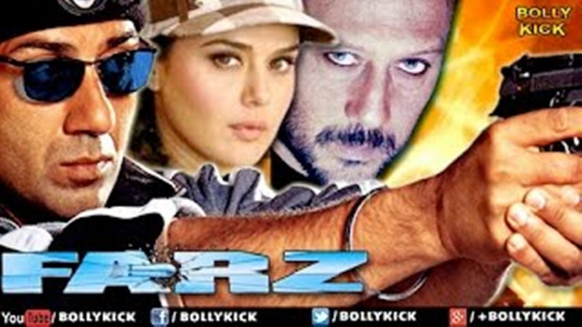 Image result for फ़र्ज़ movie sunny deol