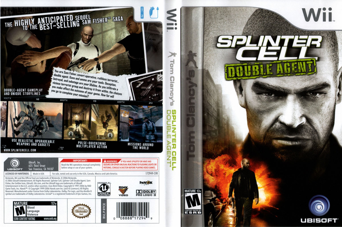 splinter cell double agent for pc free download nyamadguadegot