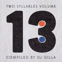 Two Syllables Volume Thirteen cover art