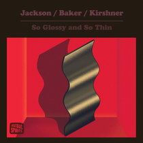 So Glossy and So Thin cover art